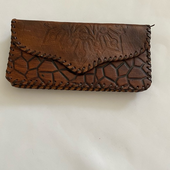 None Handbags - Handmade original wallet